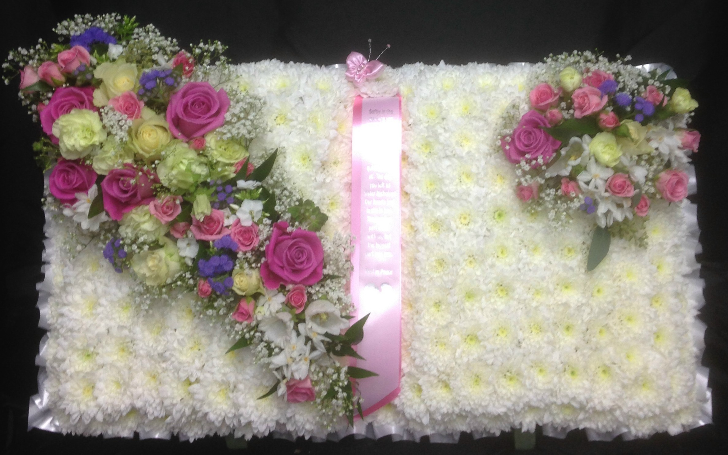Funeral tributes birmingham by miss lilys florist birmingham funeral tributes birmingham izmirmasajfo