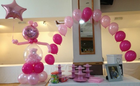 Balloon Character/Arch