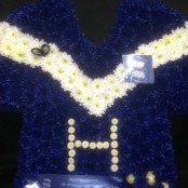 Blues Football Shirt